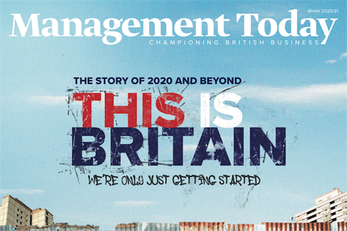 Management Today winter magazine issue available here