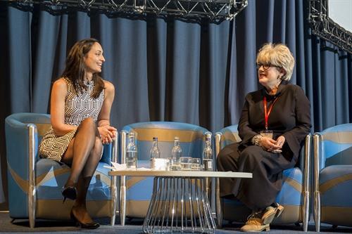 Meg Lustman, Hobbs: 'A career break won't harm your career'