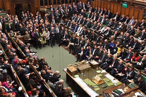 Strategic lessons from MPs' failed attempt to stop no-deal Brexit