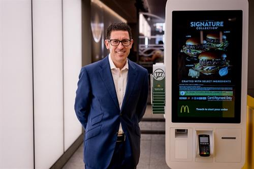 """McDonald's UK CEO: """"We underestimated how hard it was going to be to re-open"""""""