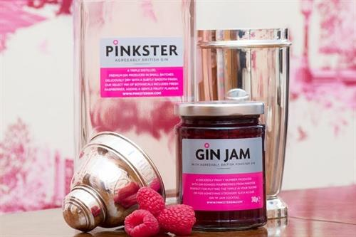 Gordon's foray into pink gin proves just the tonic for Pinkster