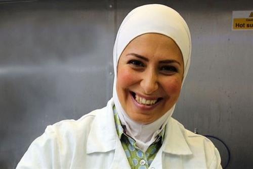 How a Syrian refugee became an award-winning cheese entrepreneur