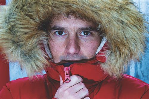 Iceland's Richard Walker: The man who came into the cold
