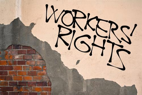 Gig workers need more rights