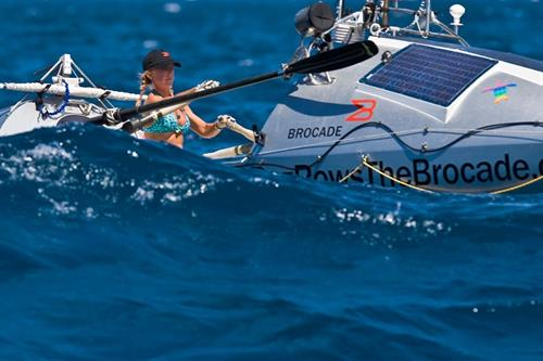 Roz Savage: Why I gave up my job (and husband) to row across the Pacific