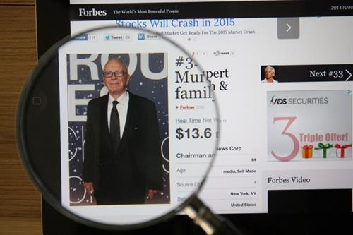 Business lessons from Rupert Murdoch