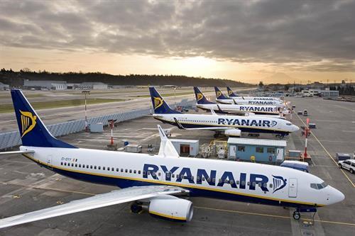 A brief history of Ryanair