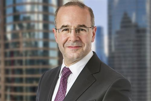Who is McKinsey's new global managing partner Kevin Sneader?