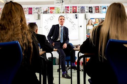 This headmaster turned around a failing school. Here's what he can teach you about transformative leadership