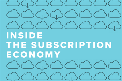 Intelligence report: Inside the subscription economy