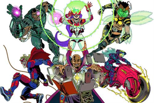 Which one of these 6 superhero leaders are you?
