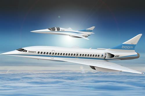 The return of Concorde?
