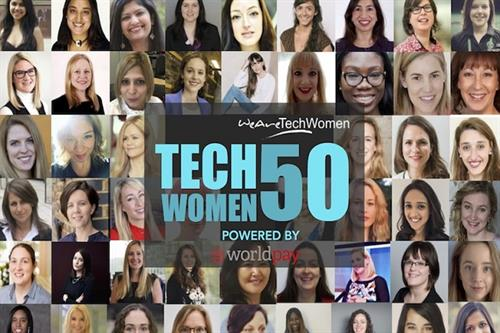 The UK's most inspiring women in tech