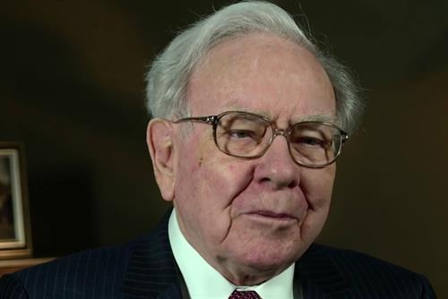 Warren Buffett's underwear wager