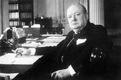 What Churchill taught us about storytelling