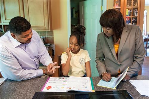C-Suite parents share working at home tips