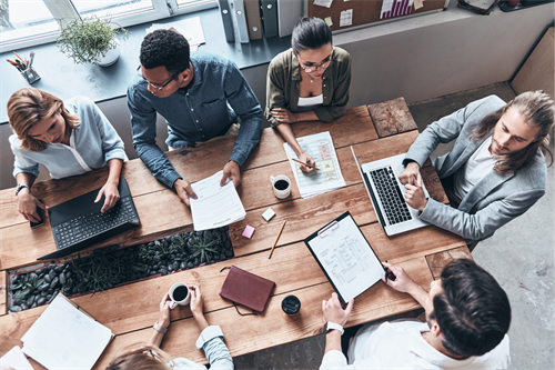 Make decisions on hybrid working after staff have returned to the office