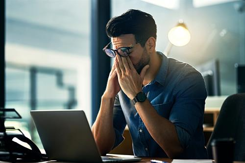 Why offering staff a week off work won't fix burnout
