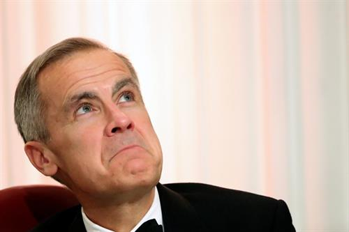 Who will replace Mark Carney?