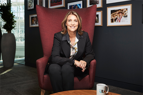 In Conversation: Dame Carolyn McCall