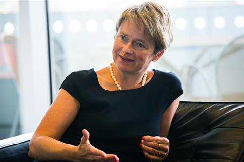 "TalkTalk boss Dido Harding: ""Sometimes its OK to admit to your fallibility"""