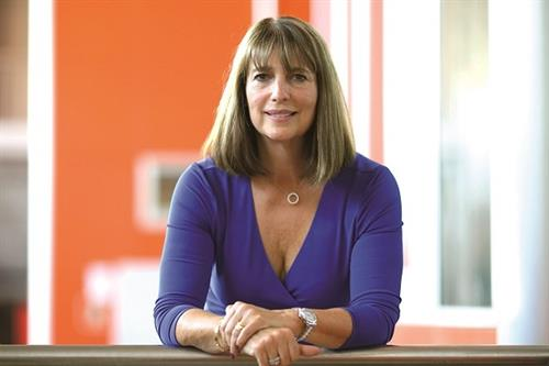 Carolyn McCall is Britain's Most Admired Leader for the second year