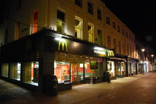 9: McDonald's Restaurants UK