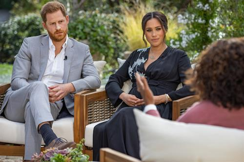 The leadership lesson from Meghan and Harry's exit interview