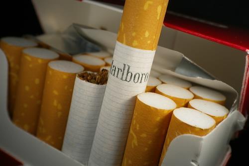 Did Philip Morris just quit smoking?