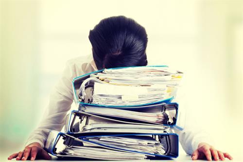 5 ways to reduce workplace stress