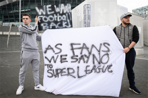 Is a football Super League inevitable?