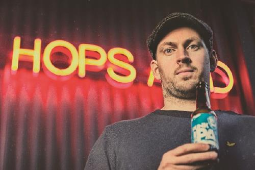 'When we asked for a £150,000 loan our bank basically just laughed at us' - BrewDog's James Watt
