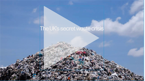 WATCH: The UK's secret waste crisis