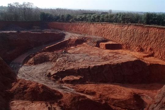 County council seeks new mineral sites