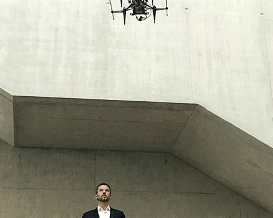 Flying robots swoop on mines