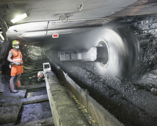 Coal Authority relaunches report