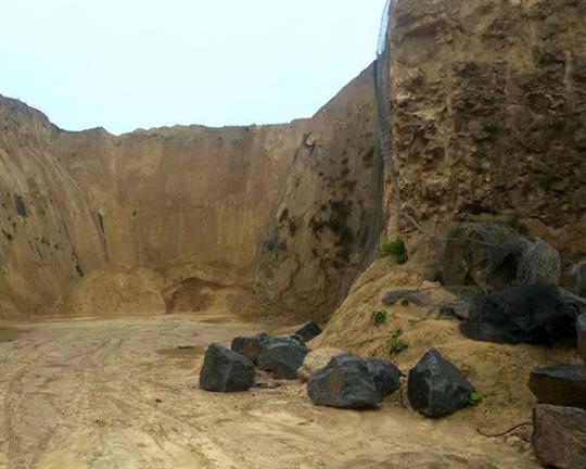 Businessman acquires stricken quarry