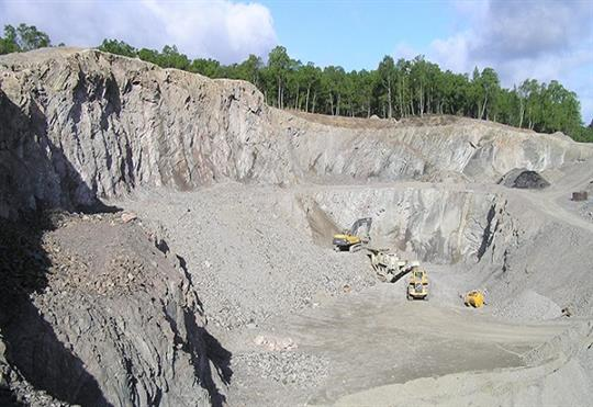 Quarry seeks working hours extension to keep flagship project 'on track'