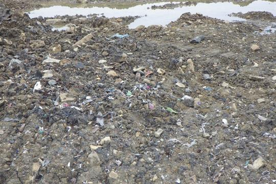 Man jailed for filling quarry with 100,000 tonnes of dangerous waste