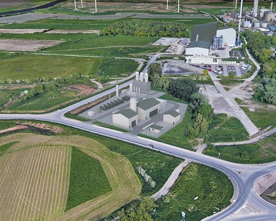 Peel Environmental submits plans for plastics-to-hydrogen plant
