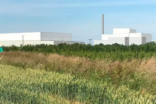 MVV applies to government for Wisbech EfW plant