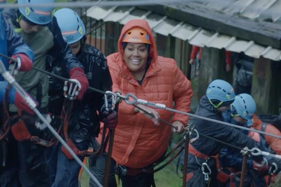 ITV and NatWest: Alison Hammond stars in the campaign.