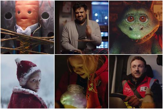 Which brand won the nation's heart in the 2019 Christmas ad battle?