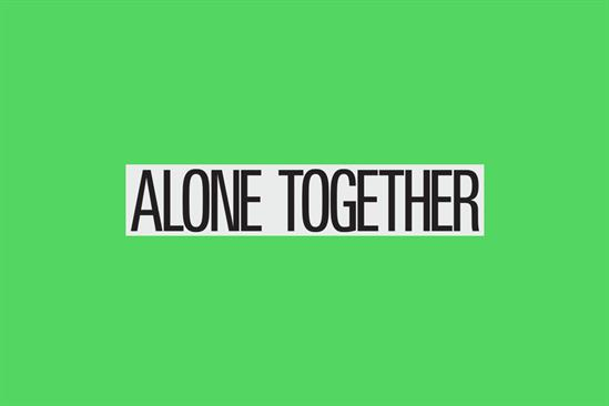 Dazed Media launches Alone Together campaign