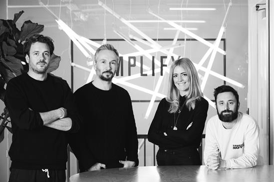 Amplify expands into US