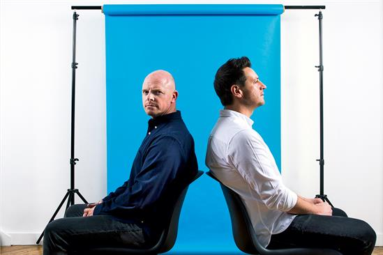 2018's top creative duos: No place for egos for Anthony Nelson and Mike Sutherland