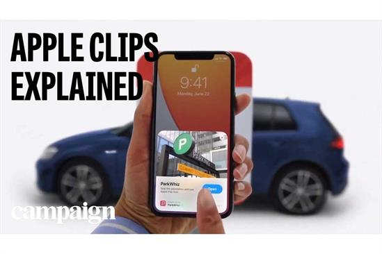 Hot Take: Apple's App Clips may have come at just the right time for brands