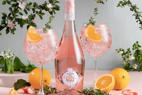 Blossom Hill delivers night in with drinks and floral masterclass