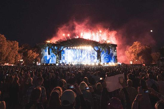 American Express to partner AEG for BST Hyde Park 2020