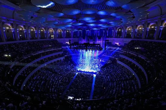 Royal Albert Hall: will host Magic at the Musicals Live event